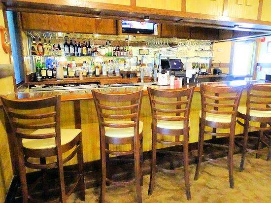 Barbara Jean's Restaurant: inside