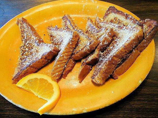 Barbara Jean's Restaurant: good french toast