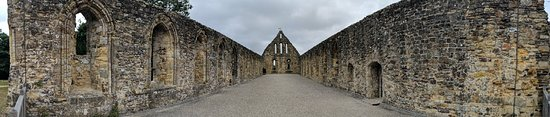 Battle Abbey and Battlefield: PANO_20180712_110124_large.jpg