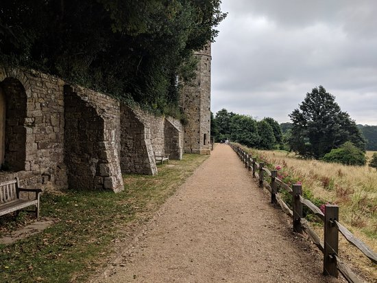 Battle Abbey and Battlefield: MVIMG_20180712_105109_large.jpg