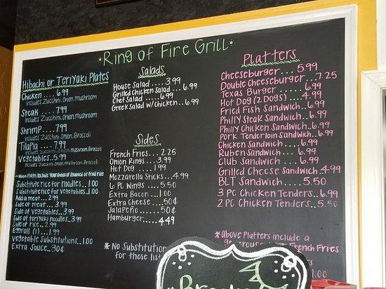 Randleman, NC: Menus - breakfast all day!