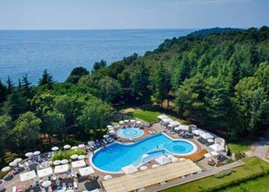 Valamar Rubin Hotel: Pool