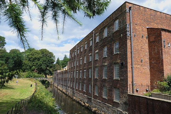 Styal, UK: Quarry Bank Mill