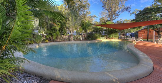Tannum Sands, Australia: Pool