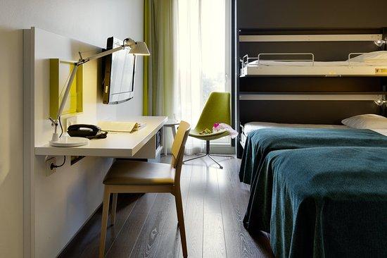 Gardermoen, Norway: Guest room