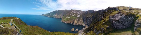 Carrick, Irland: Spectacular Cliff views!