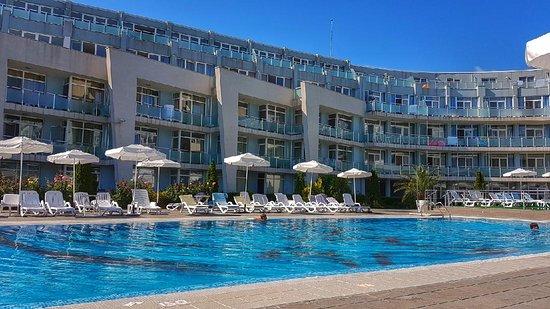 Черноморец, Болгария: Venkovní bazén