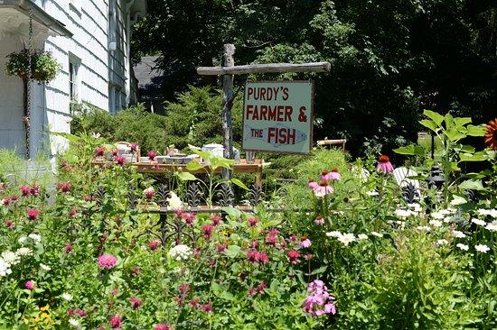 North Salem, Нью-Йорк: Beautiful flowers gardens