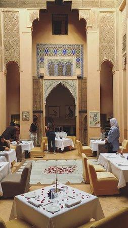 Dinner at Dar Cherifa
