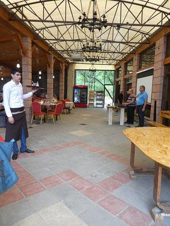 Haghpat, Αρμενία: Eingangsbereich