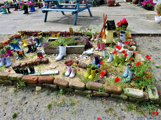 The Welly Boot Garden