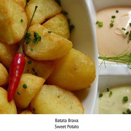 O que é sweet potato em portugues