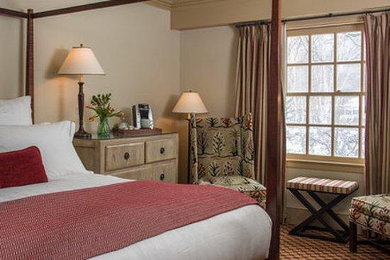 Woodstock Inn & Resort: Guest room