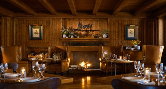 Woodstock Inn & Resort: Restaurant