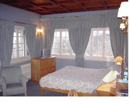 Echenevex, France : Guest room