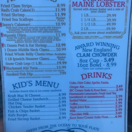 Photo1jpg Picture Of Jazzys Mainely Lobster Seafood Company