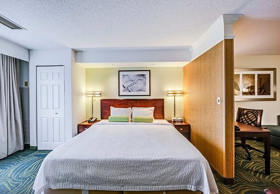 SpringHill Suites Dayton South/Miamisburg : Guest room
