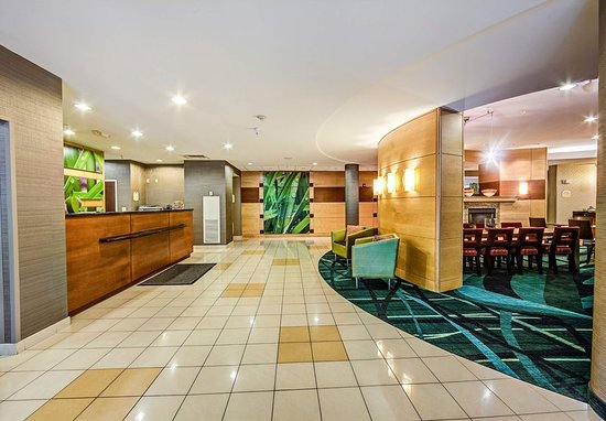 SpringHill Suites Dayton South/Miamisburg : Lobby
