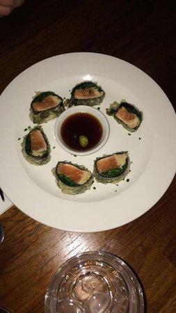 Cafe du Soleil: Sushi