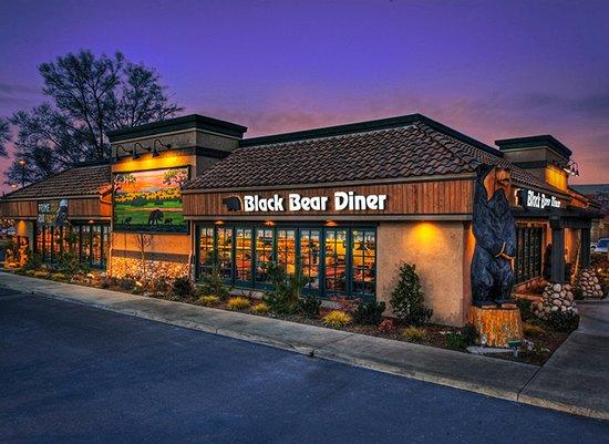 Los Banos, CA: Black Bear Diner