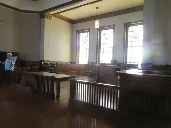 Independence, MO: The Brady Courtroom