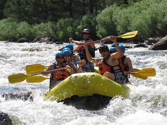 A Wanderlust Adventure: Rafting The Poudre