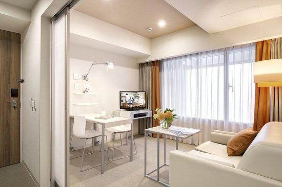 Citadines Karasuma-Gojo Kyoto: Guest room