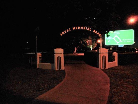 Longreach, Αυστραλία: Edkin's Park