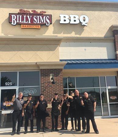 Gardner, KS: Team Billy on grand opening day