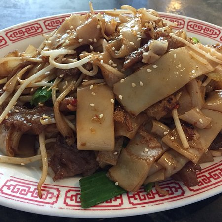 Chong's Szechwan Restaurant: Chong's Szechwan Restaurant