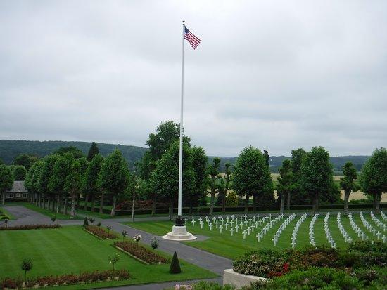 Aisne, França: View from Memorial
