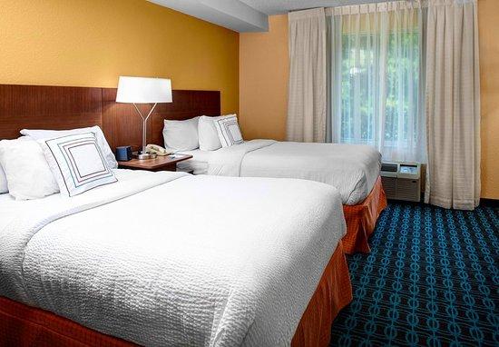 Emporia, Вирджиния: Guest room