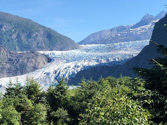 Mendenhall Glacier – fénykép