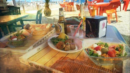 Patti, Italia: Leckere Snacks zwischendurch