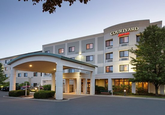 Courtyard Middletown