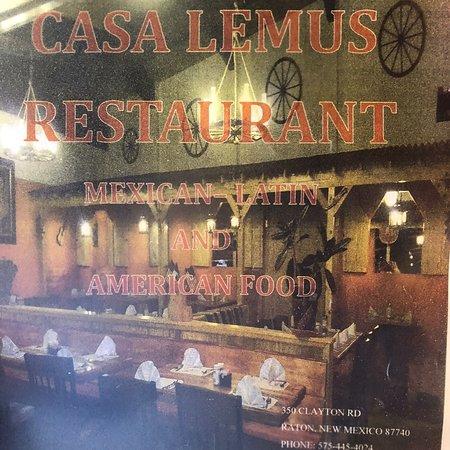 Casa Lemus Restaurant Raton Reviews Phone Number Photos Tripadvisor