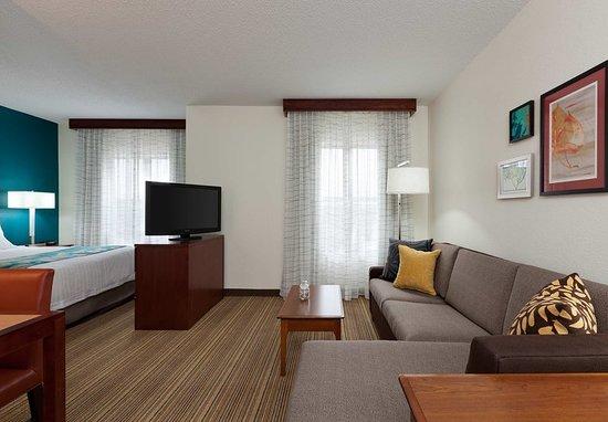 Warrenville, Ιλινόις: Guest room