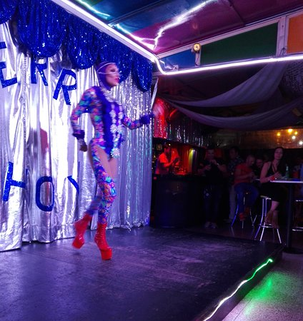 Drag Queen Show Picture Of Terry Show Gran Canaria Tripadvisor