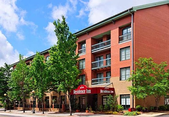 Residence Inn Chattanooga Downtown: Exterior