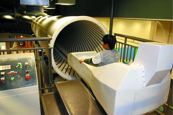 Shizuoka Science Museum Ru Ku Ru