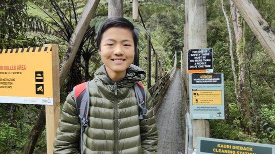 Hunua, ניו זילנד: hunua ranges