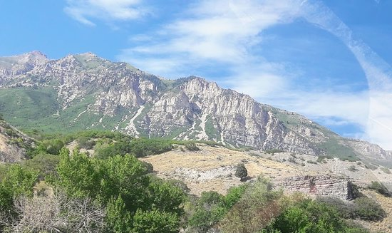view of mt timpanogos at the entrance to provo canyon picture of rh tripadvisor com