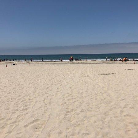 科罗纳市海滩照片