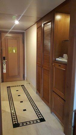 Old Grand Hotel in Jakarta