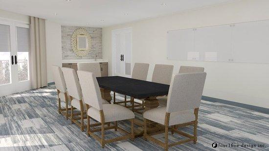 Scotts Valley, CA: Meeting room