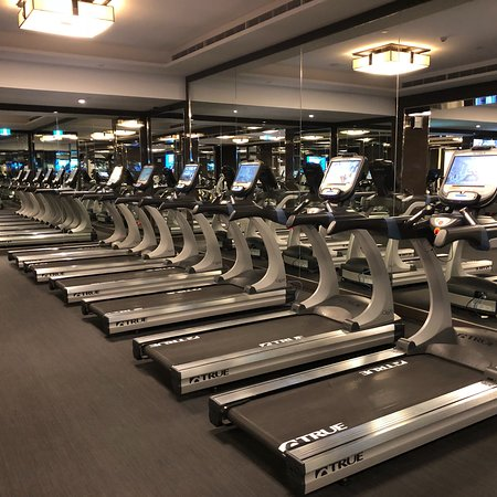 Gym At Crown Towers Picture Of Crown Towers Perth Burswood Tripadvisor