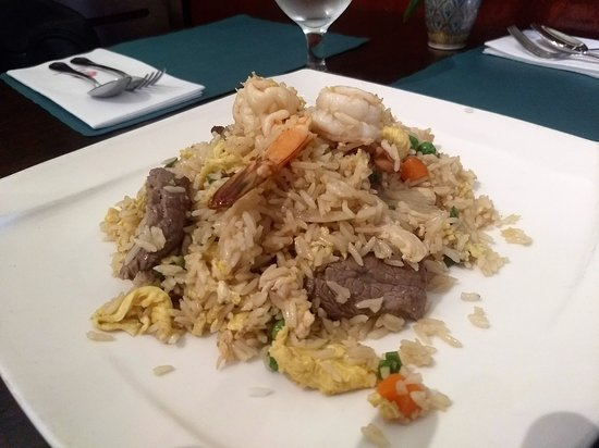 Piscataway, NJ: House fried rice