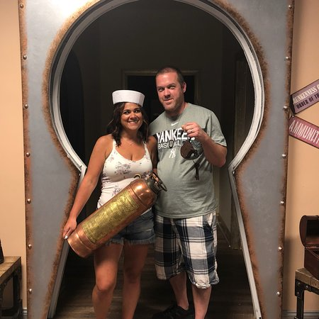 escape room staten island