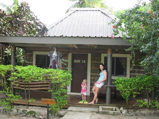Waya Island, Fiji: Our Premium Garden Bure
