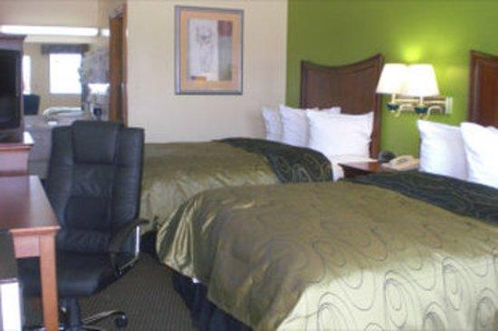 Baxley, Georgien: Guest room